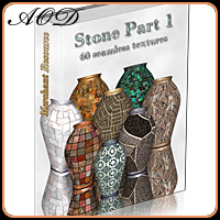 Stone Part 1 2D ArtOfDreams