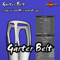 Garter Belt Tutorials : Learn 3D Fugazi1968