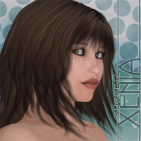 Surreal Xenia 3D Models 3D Figure Essentials surreality