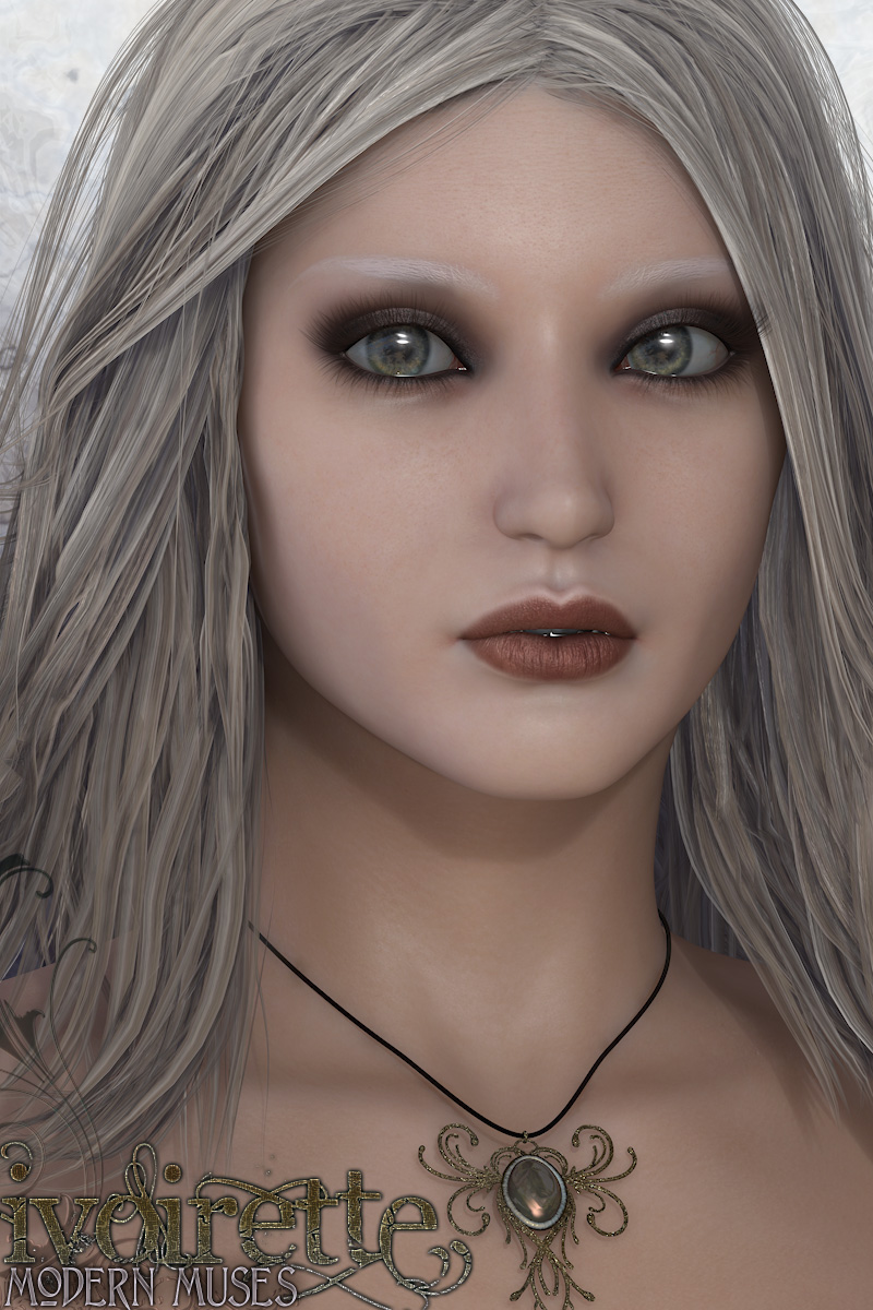Modern Muses Ivoirette by surreality