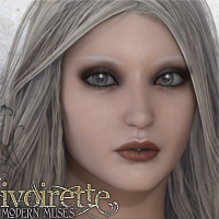 Modern Muses Ivoirette  surreality