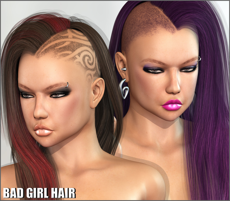 Bad Girl Hair