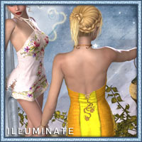 Illuminate Clothing Themed Software sandra_bonello