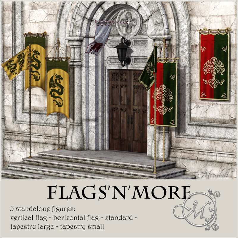 Flags'n'More