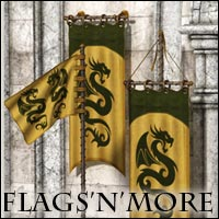 Flags'n'More 3D Models Mirabilis