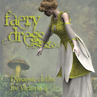 FaeryDress Themed Software Clothing Tipol