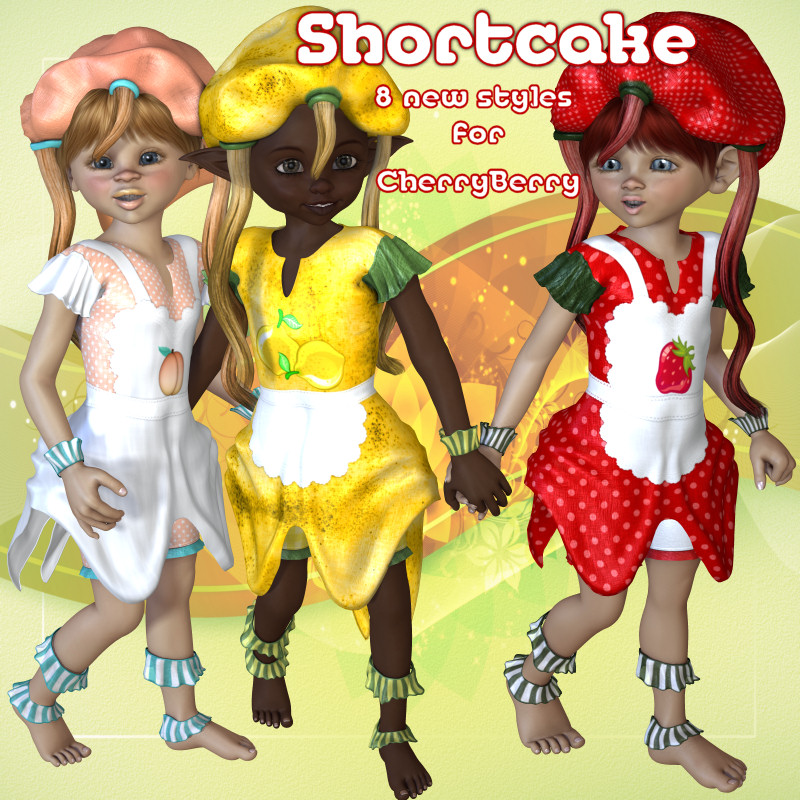 Shortcake for K4 CherryBerry