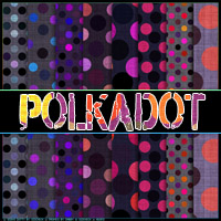Polkadot Textures  2D And/Or Merchant Resources OziChick