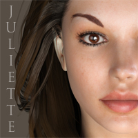 Juliette by adamthwaites 3D Figure Essentials adamthwaites