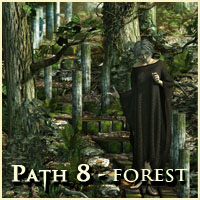 Path 8 - Forest 3D Models vikike176