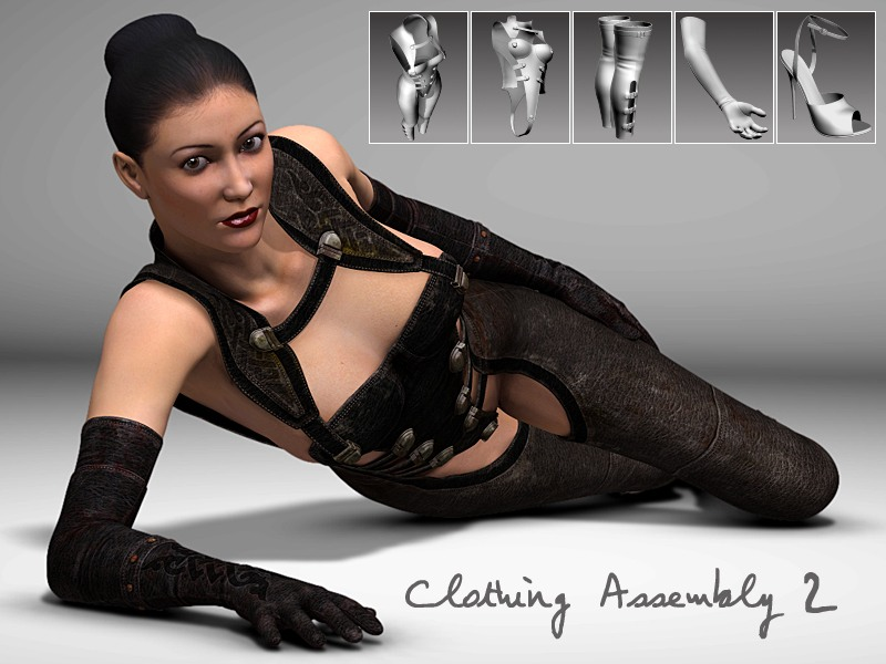 Clothing Assembly 02