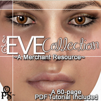 PS-Eve Collection  2D And/Or Merchant Resources Tutorials pixeluna
