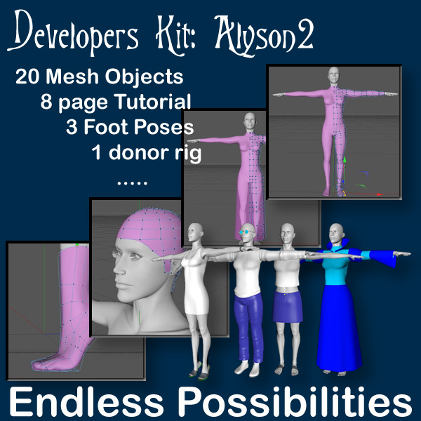 Alyson 2 Developers Kit