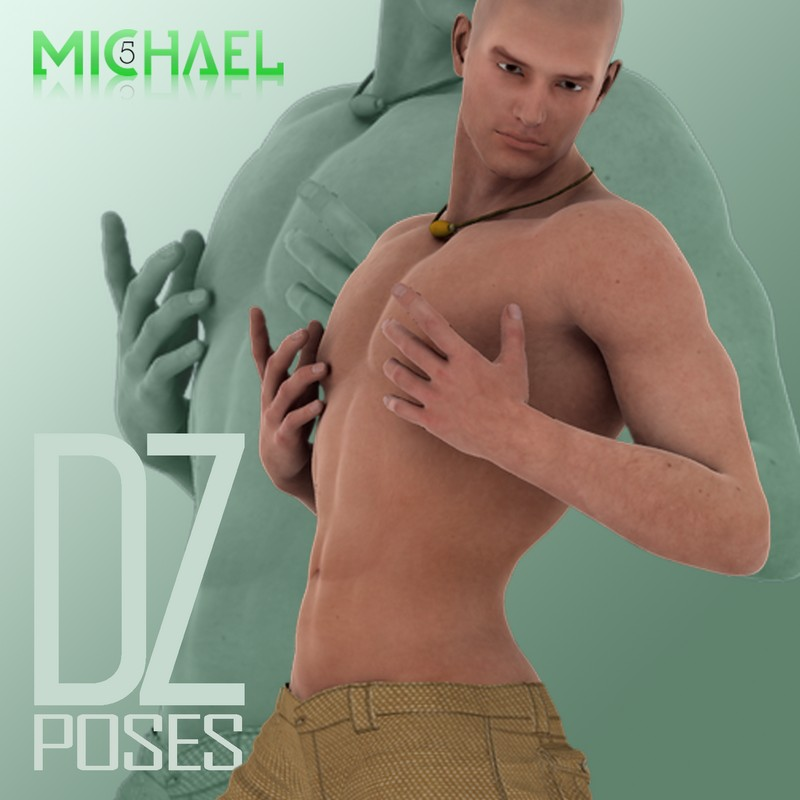 DZ For M5 Pose Set 4