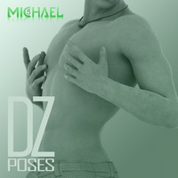 DZ For M5 Pose Set 4 3D Figure Essentials dzheng