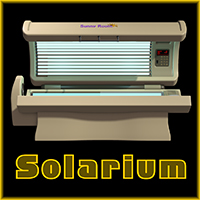 Solarium 3D Models Software tuketama