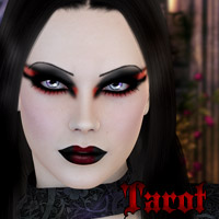 Tarot V4 3D Figure Essentials kaleya