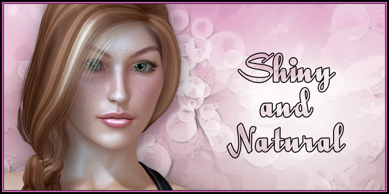 SM Shiny and Natural: ROMANTICA BRAID