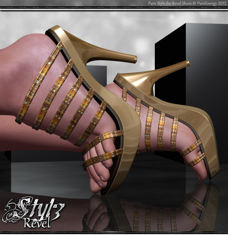 Pure Stylz Revel Shoes