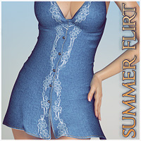 Summer Flirt Themed Clothing lilflame