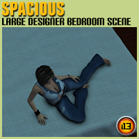 i13 SPACIOUS ROOM Props/Scenes/Architecture ironman13
