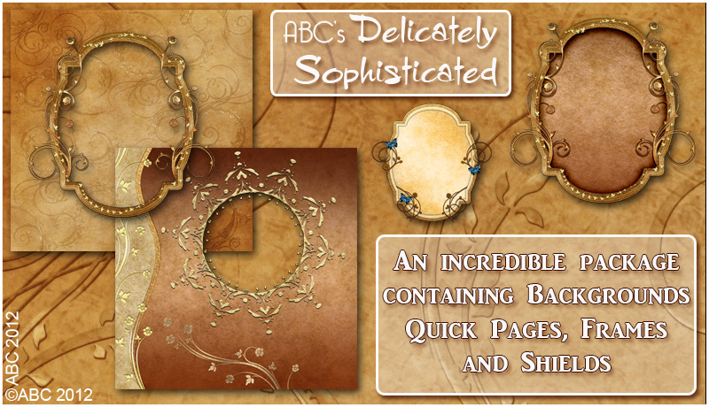 ABC Delicately Sophisticated