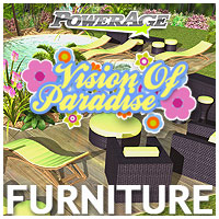 Vision Of Paradise furniture 3D Models powerage