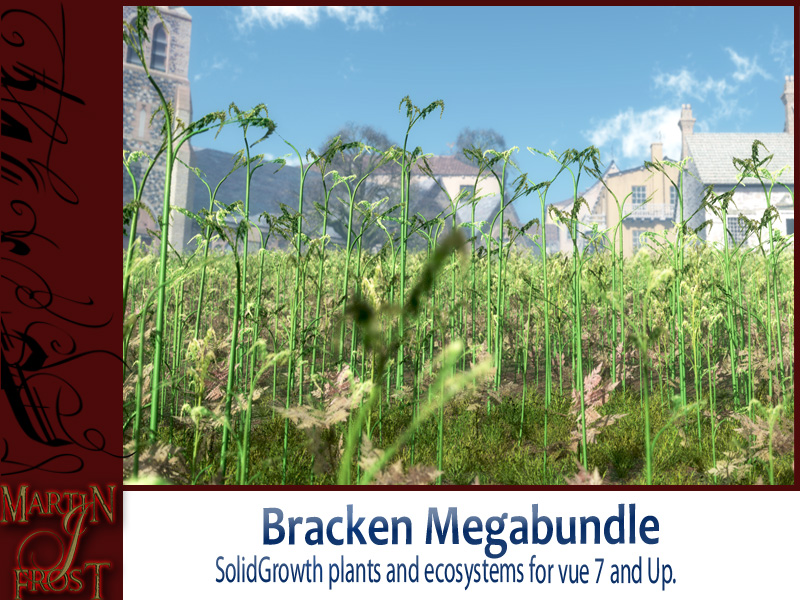 Bracken Mega Bundle