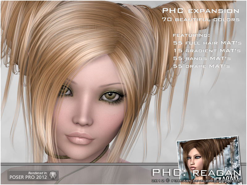 PHC: Reagan Hair