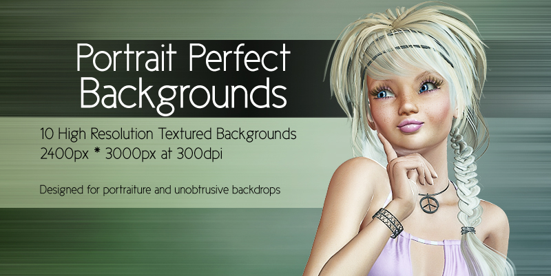 Portrait Perfect Backgrounds