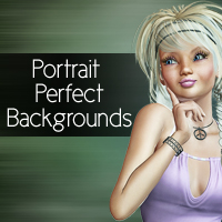Portrait Perfect Backgrounds 2D Graphics Lyoness