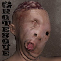 Grotesque for Genesis 3D Figure Essentials Oskarsson