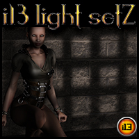 i13 Light SetZ 3D Lighting : Cameras ironman13
