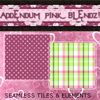 Addendum SoftPink Blendz! 2D Graphics Merchant Resources 3DSublimeProductions