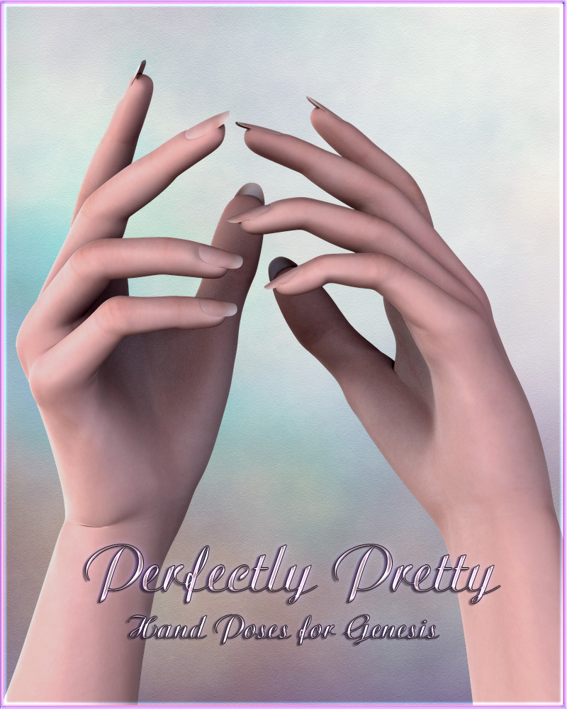 Perfectly Pretty Hands for Genesis by vyktohria