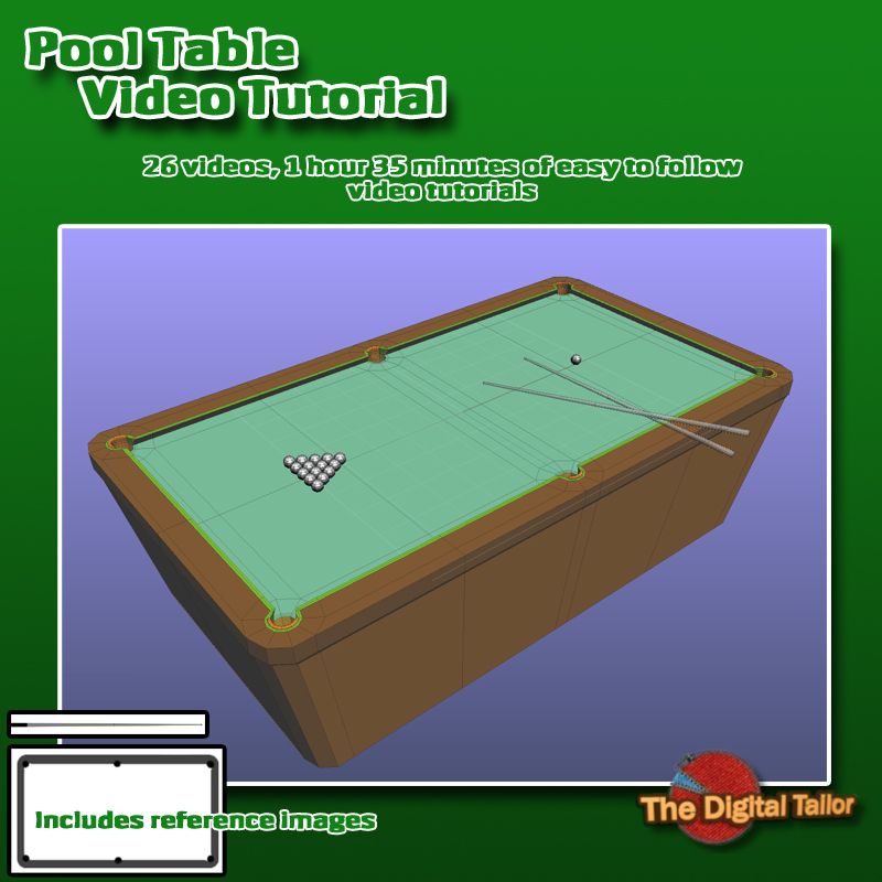 Pool Table Video Tutorials