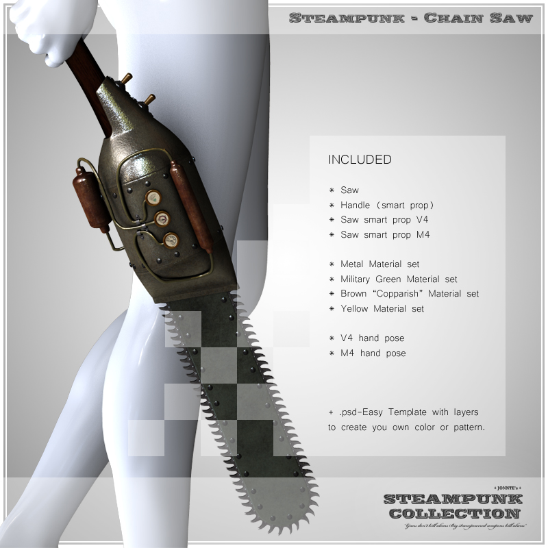 SP - Chain Saw V4 and M4