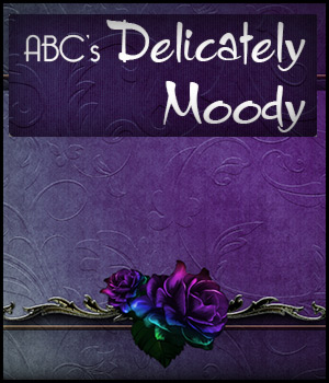 ABC Delicately Moody 2D 3D Models Bez