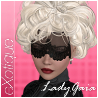 eXotique Lady Gaia  Anagord
