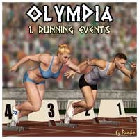 Olympia-1_Running Events 3D Models 3D Figure Essentials panko