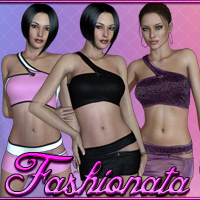 Fashionata for SportBaby 5 3D Figure Essentials 3D Models Lajsis