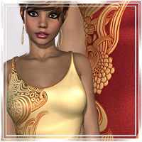 Beach Exotics for Peek II Clothing Themed Romantic-3D
