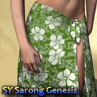 SY Sarong Genesis 3D Figure Essentials SickleYield