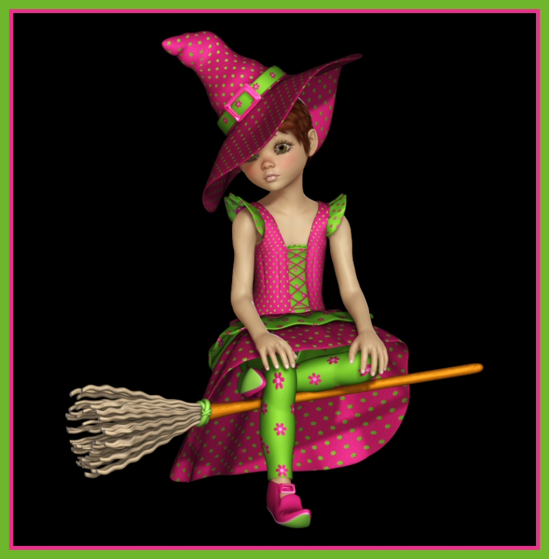 K4 Witchy Poo