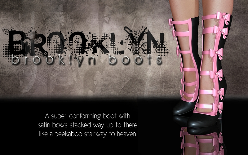 Brooklyn Boots by Lyoness