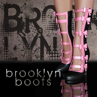 Brooklyn Boots 3D Figure Essentials Lyoness