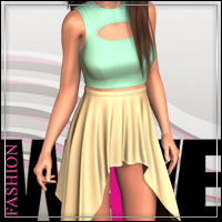 FASHIONWAVE Wild One for V4 A4 G4 GND4.2 3D Figure Assets 3D Models outoftouch