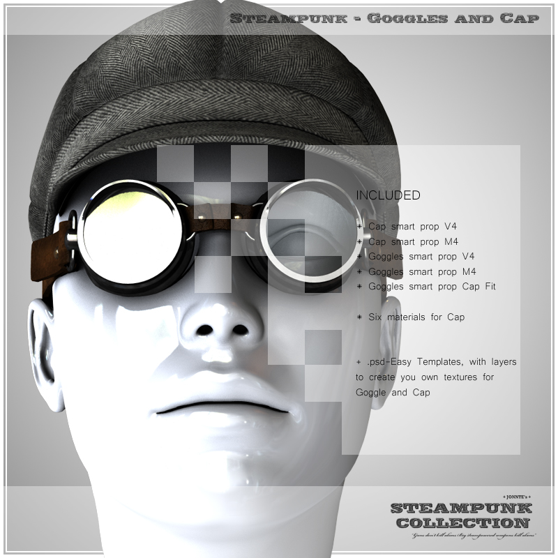 SP - Cap and Goggle