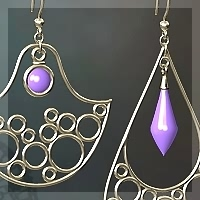 Bubbling Jewelry image 3