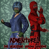 SF Adventure for Shadow Warrior Clothing fuseling